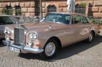 1965 Rolls-Royce Silver Cloud III Fixed Head Coupé by Mulliner Park Ward (front view)