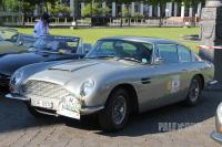 1967 Aston Martin DB6 Coupe (front view)