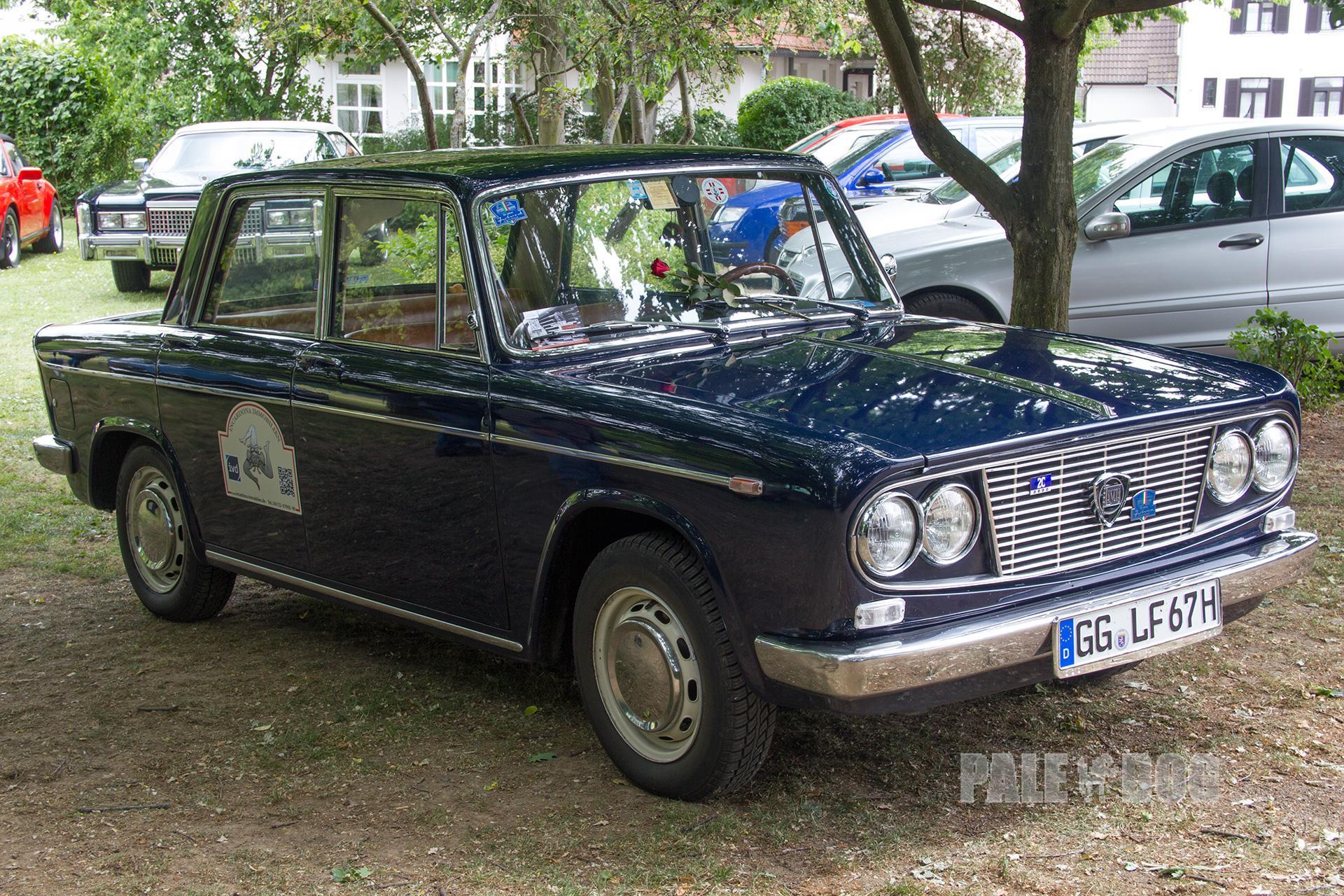 Lancia paledog photo collection 1967 lancia fulvia 2c berlina front view vanachro Image collections