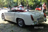 1965 Austin-Healey Sprite Mk III (rear view)