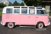 "1967 VW Type 2 ""Samba"" T1 (side view)"