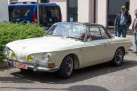 1964 VW 1500 S Karmann-Ghia Typ 34 Coupé (front view)