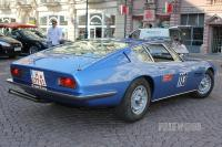 1969 Maserati Ghibli Coupé (rear view)