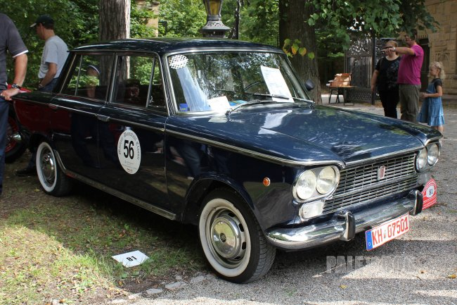 1965 Fiat 1500 Berlina (front view)