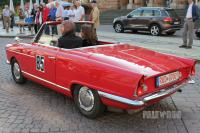1965 NSU Wankel Spider (rear view)