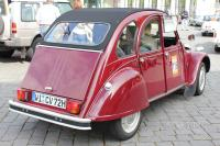 1972 Citroën 2 CV 6 (rear view)