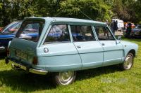 1973 Citroën Ami Super Break (rear view)