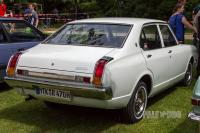 1975 Toyota Carina 1600 Deluxe (rear view)
