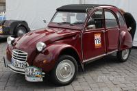 1972 Citroën 2 CV 6 (front view)