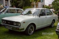 1975 Toyota Carina 1600 Deluxe (front view)