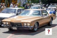 1972 Buick Riviera (front view)