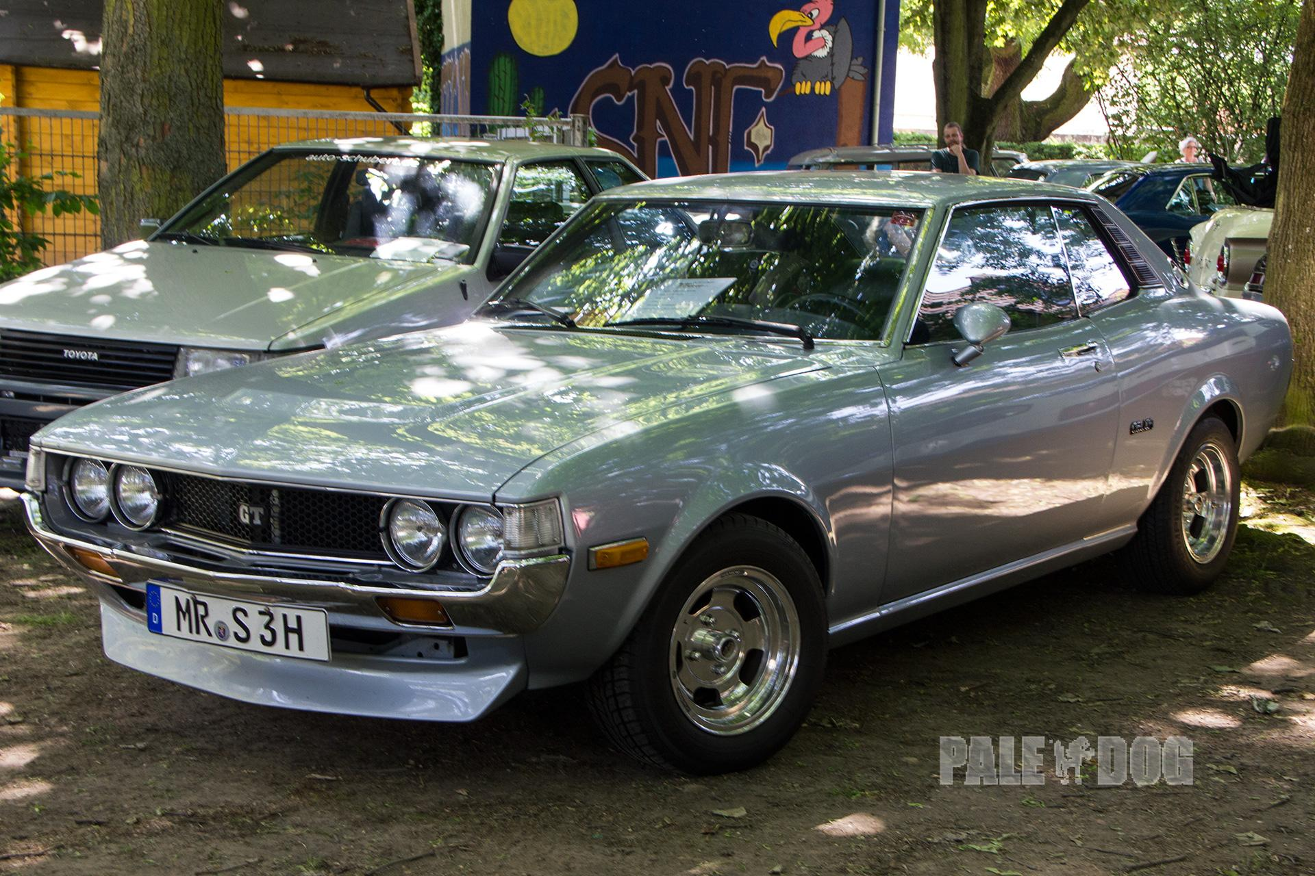 Toyota Paledog Photo Collection 1973 Celica Gt 1977 Front View