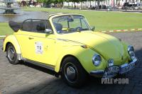 1973 VW 1303 LS Cabriolet (front view)