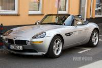 2001 BMW Z8 (front view)