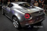 2011 Alfa Romeo 4C Concept (rear view)