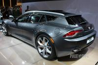 2011 Fisker Surf Concept Car (rear view)