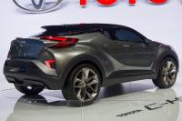 2015 Toyota C-HR Concept (rear view)