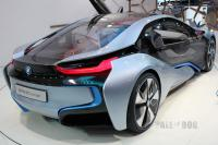 2011 BMW i8 Concept (rear view)