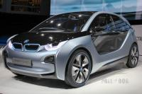 2011 BMW i3 Concept (front view)