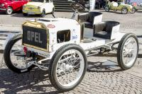 1903 Opel 12 PS Rennwagen (front view)