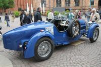 1934 Bugatti Type 57 Tourist Trophy Torpedo (rear view)