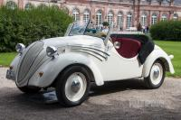 1939 Fiat 500 Weinsberg-Roadster (front view)