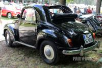 1950 Fiat 500 C (rear view)