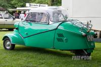 1960 Messerschmitt KR200 (rear view)