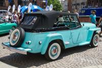 1949 Willys-Overland Jeepster VJ-3 663 (rear view)