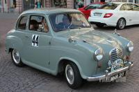 1955 Austin A30 Saloon (front view)