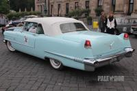 1956 Cadillac Series 62 Convertible Coupe (rear view)