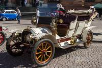 1908 Opel 10/18 PS Doppelphaeton (front view)
