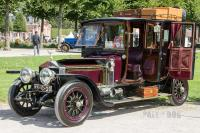 1913 Rolls-Royce Silver Ghost Labourdette-Double Cab Limousine (front view)