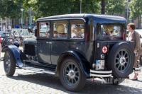 1928 Mercedes-Benz Typ Stuttgart 200 Limousine (rear view)