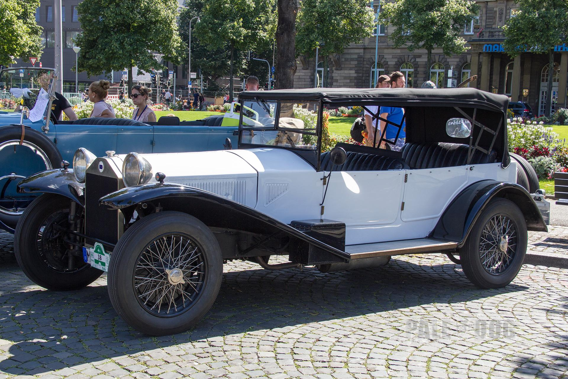 Image [ 0 of 50 ] - Fotos De Lancia Lambda 1926 Part of 1926 Lancia ...