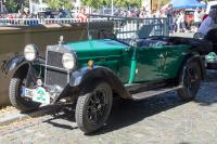 1926 Fiat 509A Torpedo (front view)