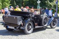 1929 Mercedes-Benz SS 27/170/225 PS Cabriolet (rear view)
