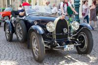 1928 Bugatti Type 43 Grand Sport (front view)