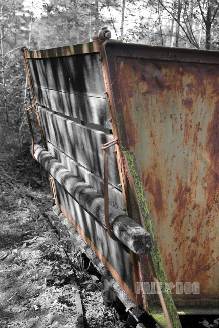 Rusty Lorry