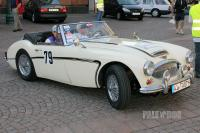 1964 Austin-Healey 3000 Mk III Roadster (front view)