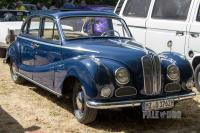 1962 BMW 3200 L (front view)