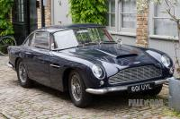1965 Aston Martin DB5 Sports Saloon (front view)