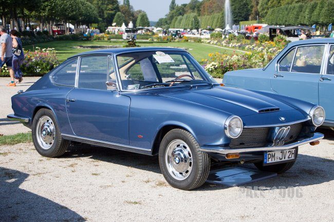 1968 BMW 1600 GT (front view)