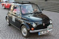 1970 Fiat 500 F (front view)