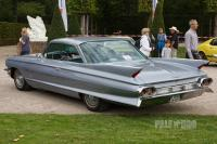 1961 Cadillac Series 62 Coupe (rear view)