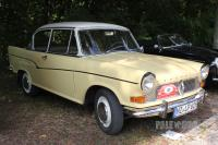 1961 Borgward Arabella (front view)