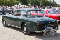 1961 Alvis TD21 Graber-Coupé (rear view)