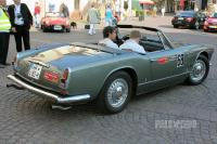 1962 Maserati 3500 GT Spyder by Vignale (rear view)