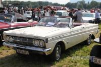 1963 Mercury Comet Caliente Convertible Coupe (front view)