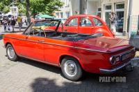 1969 BMW 1600 Cabriolet Baur (rear view)